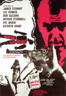 Anatomy of a Murder - German Movie Poster (xs thumbnail)