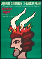 The Virgin and the Gypsy - Polish Movie Poster (xs thumbnail)