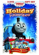 """""""Thomas the Tank Engine & Friends"""" - DVD movie cover (xs thumbnail)"""