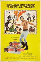 The Treasure of Monte Cristo - Movie Poster (xs thumbnail)