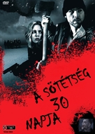 30 Days of Night - Hungarian DVD movie cover (xs thumbnail)