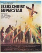 Jesus Christ Superstar - French Movie Poster (xs thumbnail)