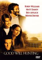 Good Will Hunting - Canadian DVD movie cover (xs thumbnail)