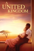 A United Kingdom - Movie Cover (xs thumbnail)
