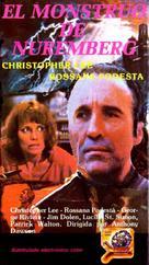 Vergine di Norimberga, La - Spanish VHS cover (xs thumbnail)