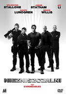The Expendables - Polish Movie Cover (xs thumbnail)