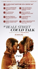 If Beale Street Could Talk - Norwegian Movie Poster (xs thumbnail)