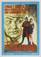 Little Caesar - Italian Re-release poster (xs thumbnail)