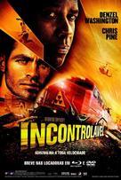 Unstoppable - Brazilian Movie Cover (xs thumbnail)