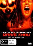 Drive-Thru - Australian DVD cover (xs thumbnail)