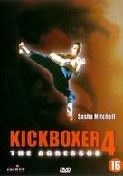 Kickboxer 4: The Aggressor - Dutch DVD cover (xs thumbnail)