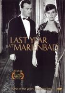 L'année dernière à Marienbad - DVD cover (xs thumbnail)