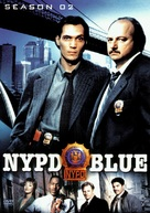 """NYPD Blue"" - DVD movie cover (xs thumbnail)"