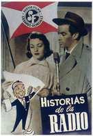 Historias de la radio - Spanish Movie Poster (xs thumbnail)