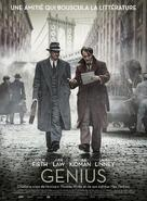 Genius - French Movie Poster (xs thumbnail)