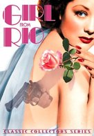 The Girl from Rio - DVD cover (xs thumbnail)