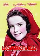 La caperucita roja - Mexican Movie Cover (xs thumbnail)