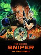Sniper - German Movie Cover (xs thumbnail)