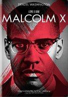 Malcolm X - DVD cover (xs thumbnail)