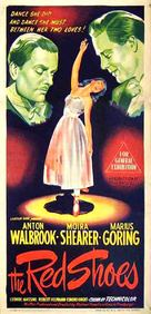 The Red Shoes - Australian Movie Poster (xs thumbnail)