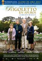 Quartet - Argentinian Movie Poster (xs thumbnail)