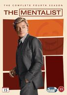 """The Mentalist"" - Danish DVD movie cover (xs thumbnail)"