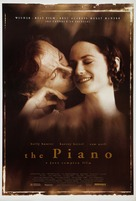 The Piano - Movie Poster (xs thumbnail)