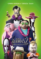 The Addams Family 2 - Finnish Movie Poster (xs thumbnail)