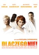 Dlaczego nie! - Polish poster (xs thumbnail)