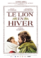 The Lion in Winter - French Re-release movie poster (xs thumbnail)