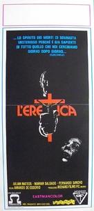 La endemoniada - Italian Movie Poster (xs thumbnail)