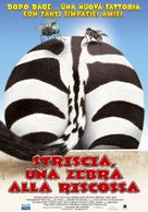 Racing Stripes - Italian Movie Poster (xs thumbnail)