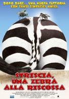 Racing Stripes - Italian Movie Poster (xs thumbnail)
