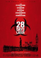 28 Days Later... - German Movie Poster (xs thumbnail)