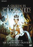 A Queen Is Crowned - British DVD movie cover (xs thumbnail)