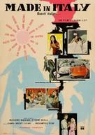 Made in Italy - Italian Movie Poster (xs thumbnail)