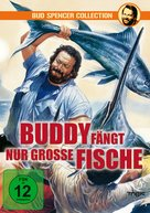 Piedone lo sbirro - German DVD cover (xs thumbnail)