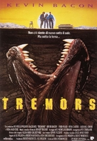 Tremors - Italian Movie Poster (xs thumbnail)