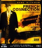 The French Connection - French HD-DVD movie cover (xs thumbnail)