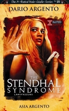 La sindrome di Stendhal - German VHS cover (xs thumbnail)