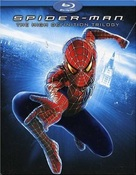 Spider-Man - Blu-Ray cover (xs thumbnail)