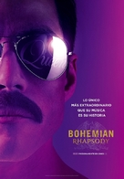 Bohemian Rhapsody - Spanish Movie Poster (xs thumbnail)