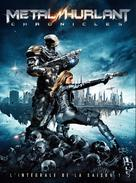 """""""Metal Hurlant Chronicles"""" - French Movie Cover (xs thumbnail)"""