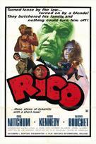 Ricco - British Movie Poster (xs thumbnail)