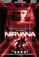 Nirvana - DVD cover (xs thumbnail)