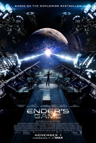 Ender's Game - Movie Poster (xs thumbnail)