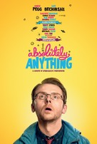 Absolutely Anything - British Movie Poster (xs thumbnail)