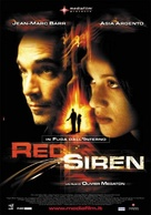 La sirène rouge - Italian Movie Poster (xs thumbnail)