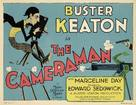 The Cameraman - Movie Poster (xs thumbnail)