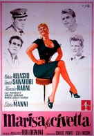Marisa la civetta - Italian Movie Poster (xs thumbnail)